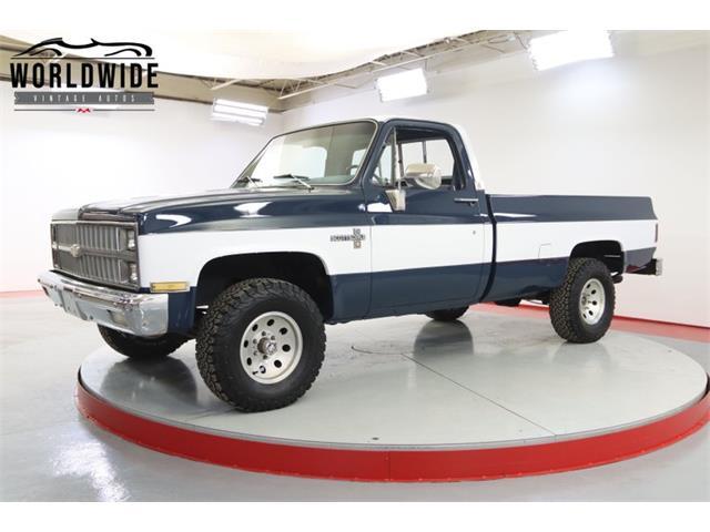 1982 Chevrolet Silverado (CC-1467484) for sale in Denver , Colorado
