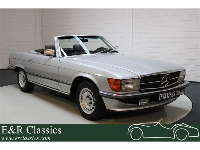 1984 Mercedes-Benz 280SL (CC-1467488) for sale in Waalwijk, [nl] Pays-Bas
