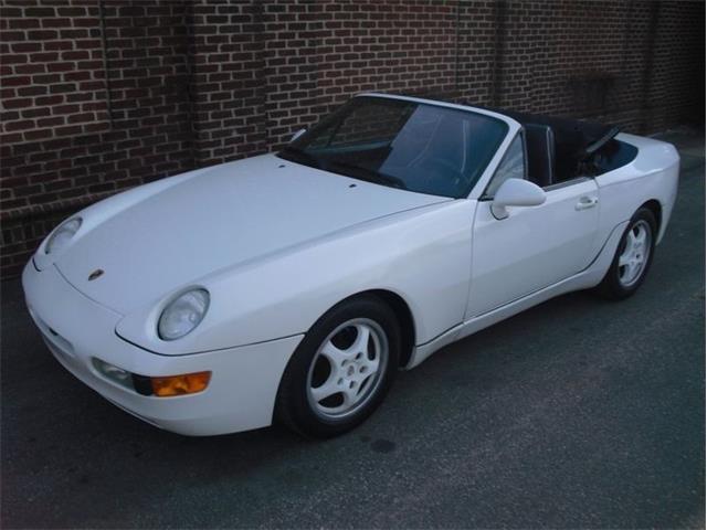 1992 Porsche 968 (CC-1467493) for sale in Greensboro, North Carolina