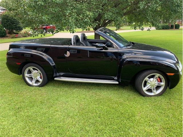 2004 Chevrolet SSR (CC-1467495) for sale in Greensboro, North Carolina