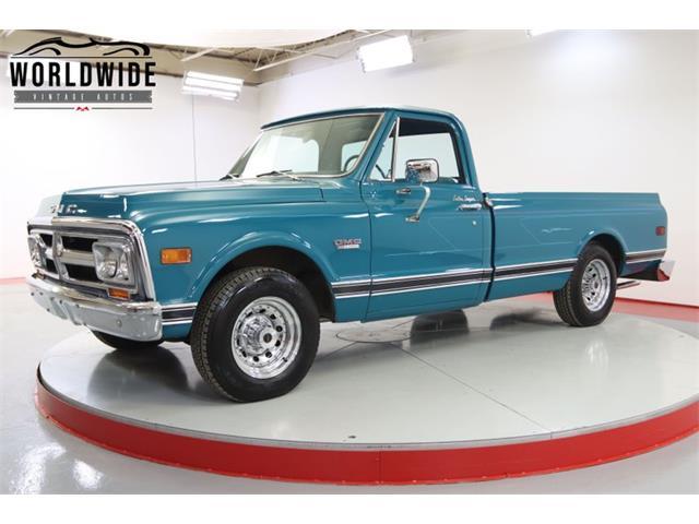 1969 GMC Truck (CC-1467505) for sale in Denver , Colorado