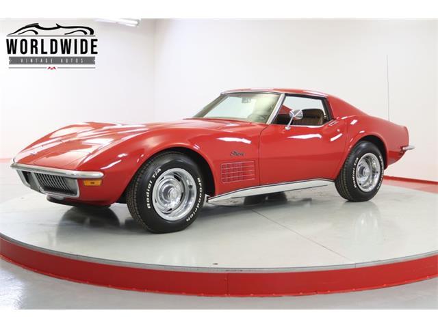 1971 Chevrolet Corvette (CC-1467506) for sale in Denver , Colorado