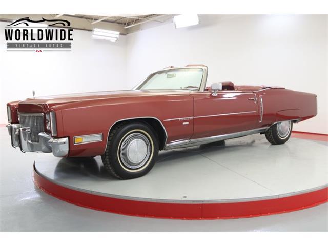1971 Cadillac Eldorado (CC-1467509) for sale in Denver , Colorado