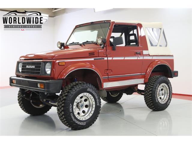 1987 Suzuki Samurai (CC-1467513) for sale in Denver , Colorado