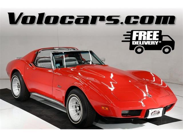 1975 Chevrolet Corvette (CC-1467514) for sale in Volo, Illinois