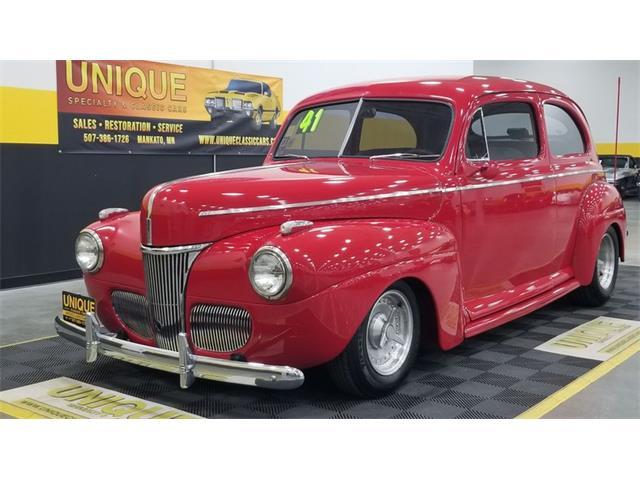 1941 Ford Tudor (CC-1467518) for sale in Mankato, Minnesota