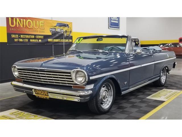 1963 Chevrolet Nova (CC-1467525) for sale in Mankato, Minnesota