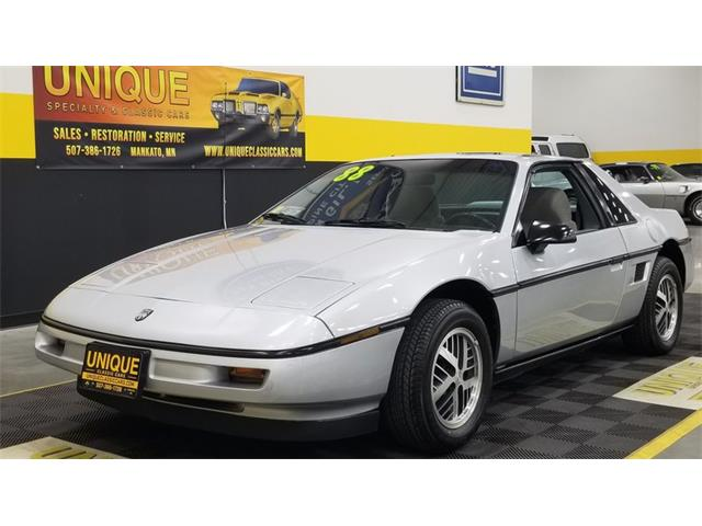 1988 Pontiac Fiero (CC-1467527) for sale in Mankato, Minnesota