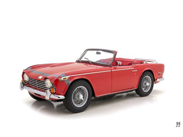 1968 Triumph TR250 (CC-1467532) for sale in Saint Louis, Missouri