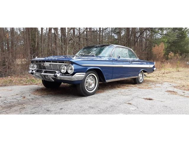 1961 Chevrolet Impala (CC-1467537) for sale in Youngville, North Carolina