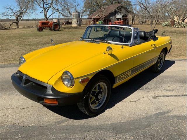 1977 MG MGB (CC-1467553) for sale in Fredericksburg, Texas