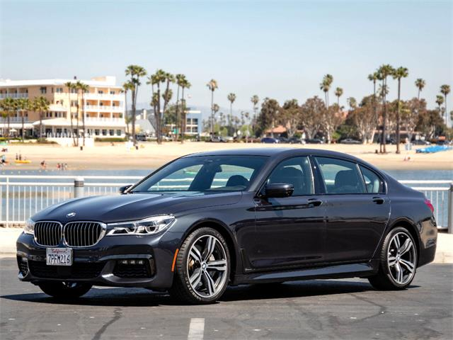 2016 BMW 750i (CC-1467567) for sale in Marina Del Rey, California