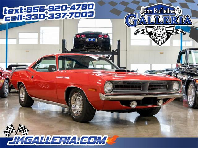 1970 Plymouth Cuda (CC-1467577) for sale in Salem, Ohio
