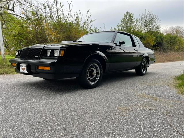 1987 Buick Grand National (CC-1467582) for sale in Carlisle, Pennsylvania