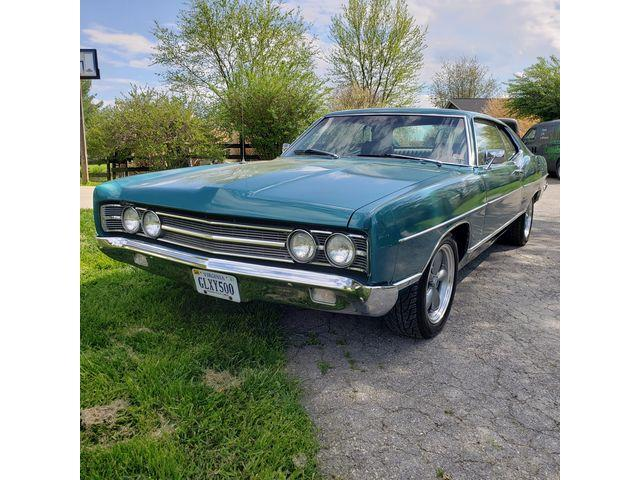 1969 Ford Galaxie 500 (CC-1467588) for sale in Carlisle, Pennsylvania
