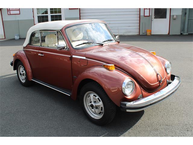 1978 Volkswagen Beetle (CC-1467592) for sale in Carlisle, Pennsylvania