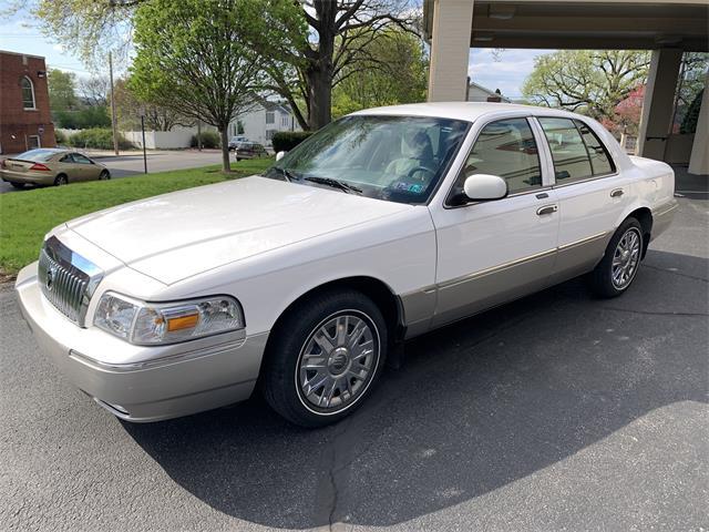 2008 Mercury Grand Marquis (CC-1467602) for sale in Carlisle, Pennsylvania