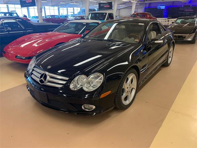 2008 Mercedes-Benz SL55 (CC-1467603) for sale in Carlisle, Pennsylvania