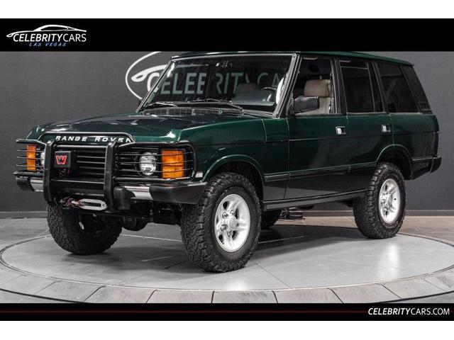 1995 Land Rover Range Rover (CC-1467605) for sale in Las Vegas, Nevada