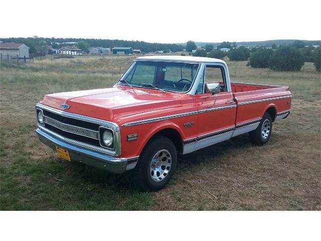 1971 Chevrolet C/K 10 (CC-1467606) for sale in San Luis Obispo, California