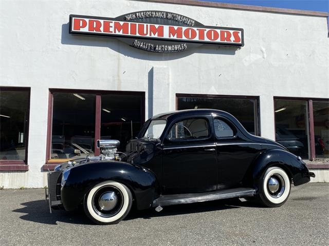 1940 Ford Deluxe (CC-1467626) for sale in Tocoma, Washington