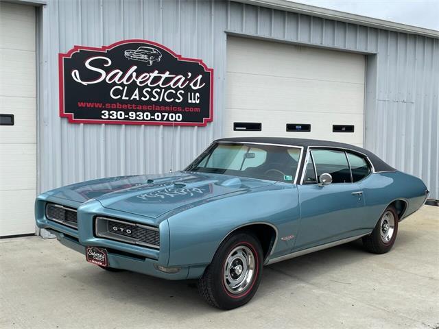 1968 Pontiac GTO (CC-1467629) for sale in Orville, Ohio