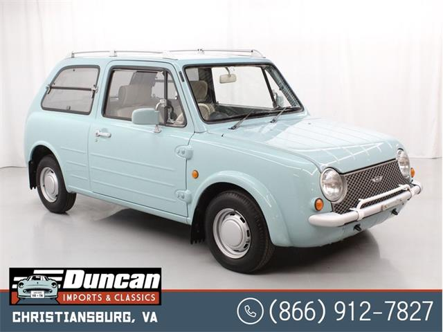 1989 Nissan Pao (CC-1460763) for sale in Christiansburg, Virginia