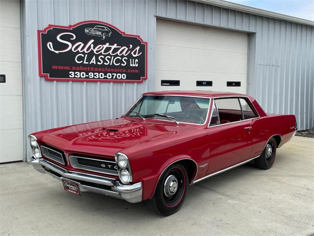 1965 Pontiac GTO (CC-1467634) for sale in Orville, Ohio