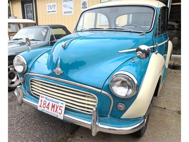 1960 Morgan Plus 4 (CC-1467655) for sale in rye, New Hampshire