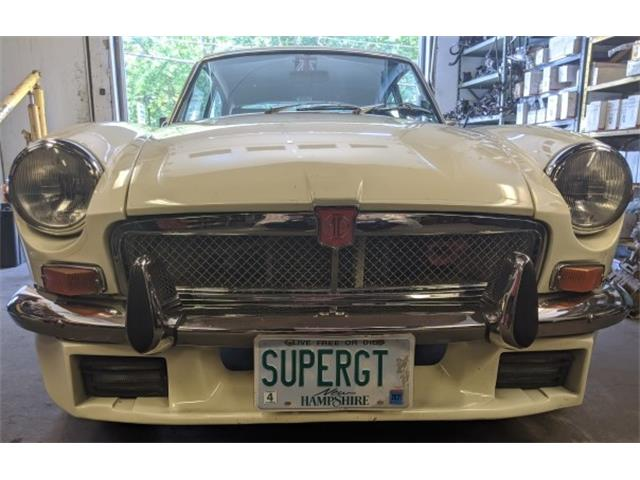 1973 MG MGB GT (CC-1467658) for sale in rye, New Hampshire