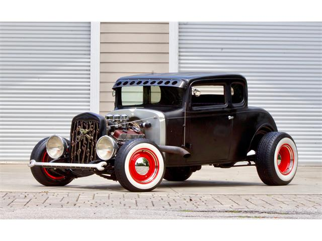 1932 Chevrolet 5-Window Coupe (CC-1467660) for sale in Eustis, Florida