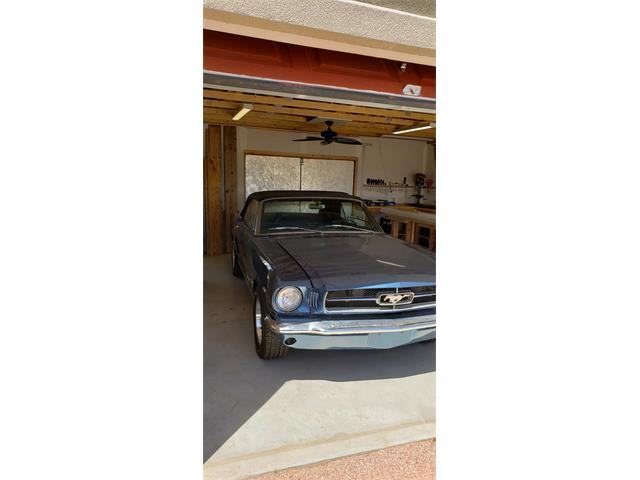 1965 Ford Mustang (CC-1467675) for sale in Peyton, Colorado