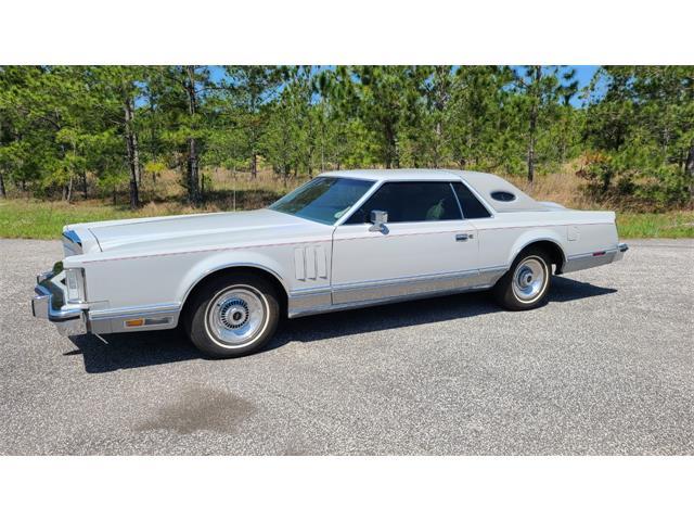 1978 Lincoln Continental Mark V (CC-1467684) for sale in Brooksville, Florida