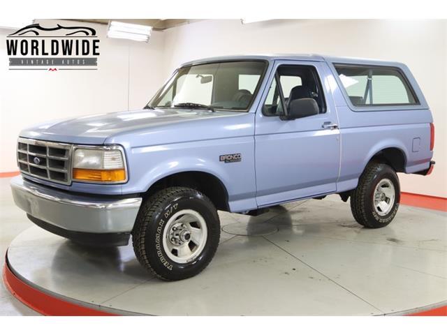 1996 Ford Bronco (CC-1460769) for sale in Denver , Colorado