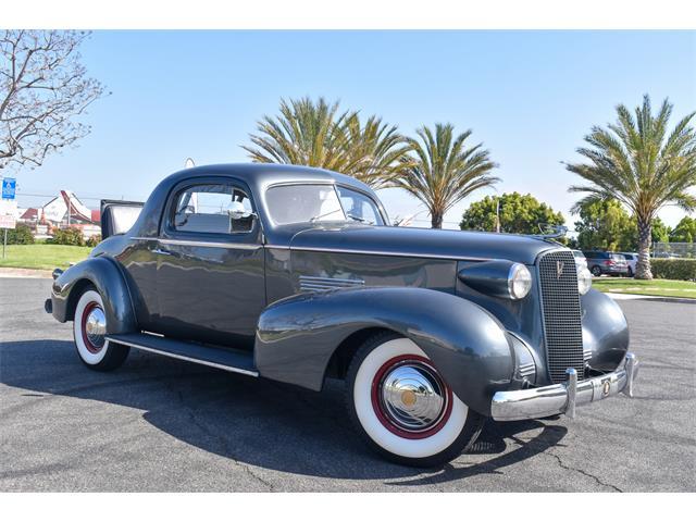 1937 Cadillac 2-Dr Coupe (CC-1467693) for sale in Costa Mesa, California