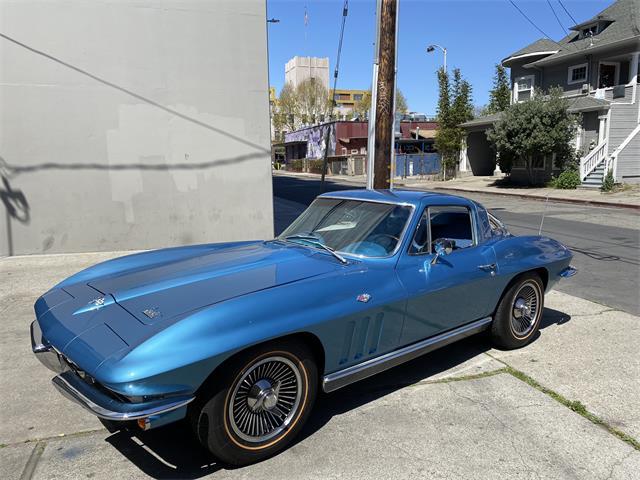 1966 Chevrolet Corvette (CC-1467695) for sale in Oakland, California