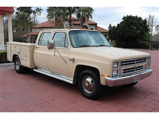 1985 Chevrolet C/K 30 (CC-1467697) for sale in Conroe, Texas