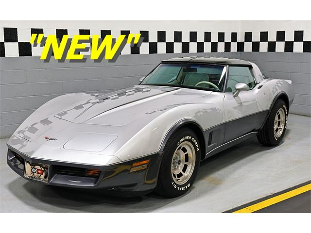 1980 Chevrolet Corvette (CC-1467698) for sale in Old Forge, Pennsylvania