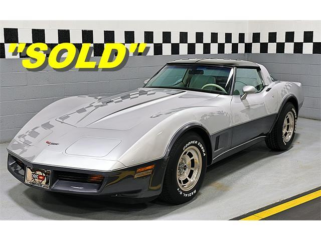 1980 Chevrolet Corvette (CC-1467698) for sale in Old Forge, Pennsylvania