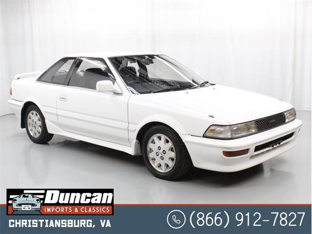 1990 Toyota Corolla (CC-1467707) for sale in Christiansburg, Virginia