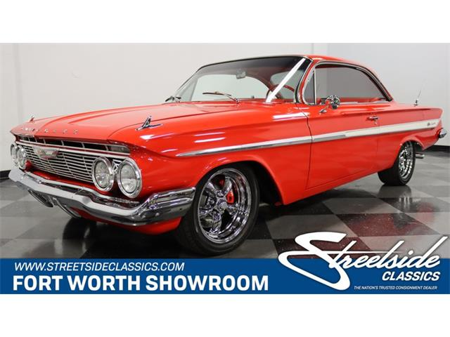 1961 Chevrolet Impala (CC-1467714) for sale in Ft Worth, Texas