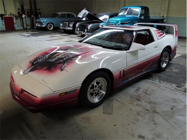 1985 Chevrolet Corvette (CC-1467717) for sale in Greensboro, North Carolina