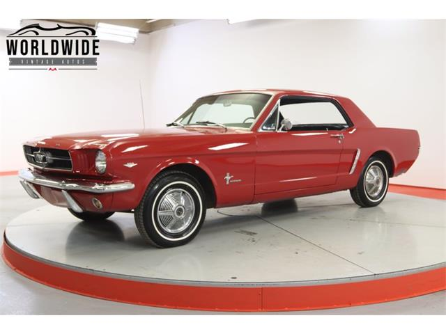 1965 Ford Mustang (CC-1460772) for sale in Denver , Colorado