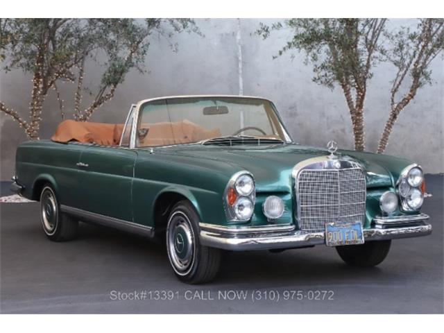 1969 Mercedes-Benz 280SE (CC-1467721) for sale in Beverly Hills, California