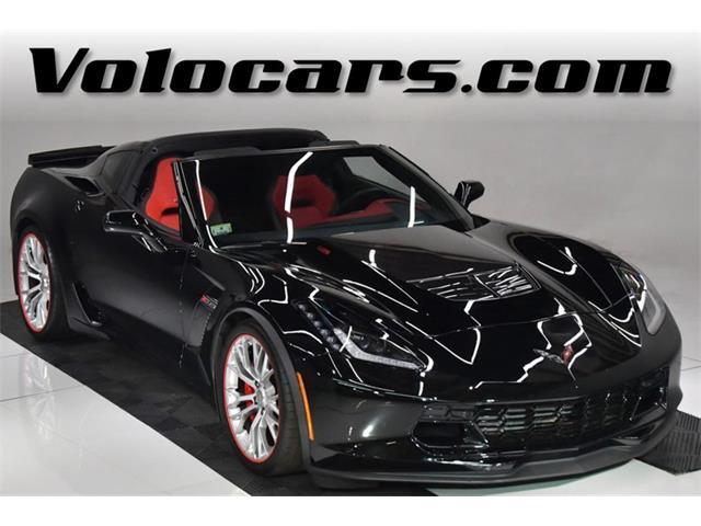 2016 Chevrolet Corvette (CC-1467722) for sale in Volo, Illinois