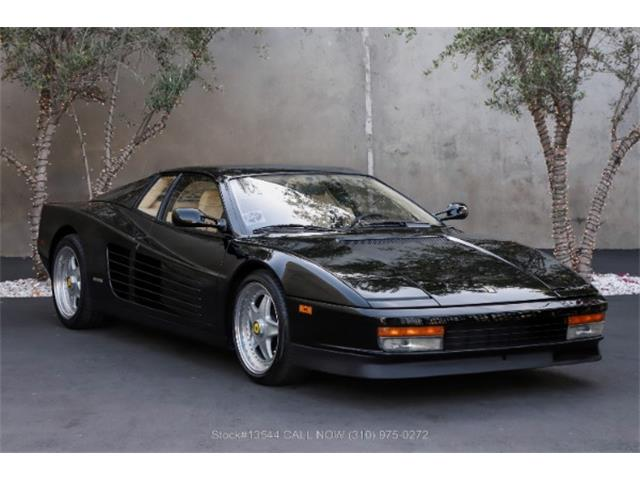 1989 Ferrari Testarossa (CC-1467726) for sale in Beverly Hills, California