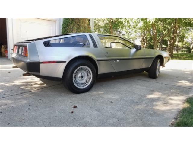 1983 DeLorean DMC-12 (CC-1467734) for sale in Beverly Hills, California