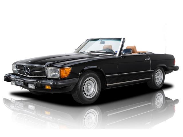 1985 Mercedes-Benz 380SL (CC-1467740) for sale in Charlotte, North Carolina