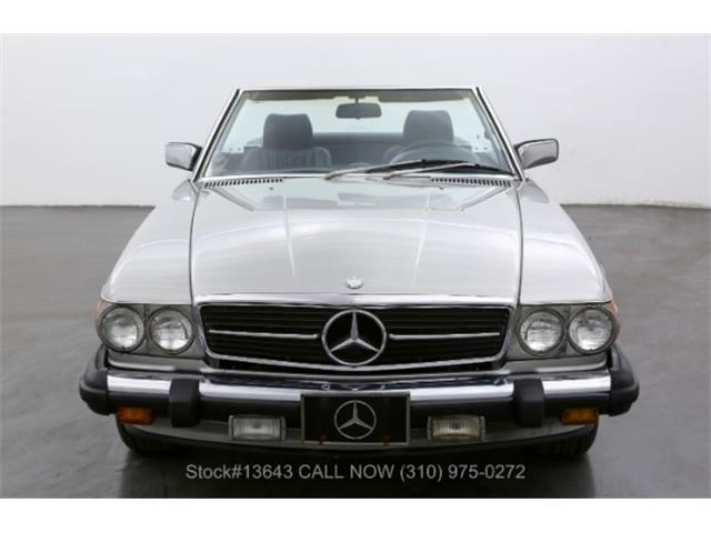 1986 Mercedes-Benz 560SL (CC-1467741) for sale in Beverly Hills, California
