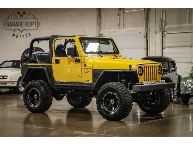 1998 Jeep Wrangler (CC-1467747) for sale in Grand Rapids, Michigan